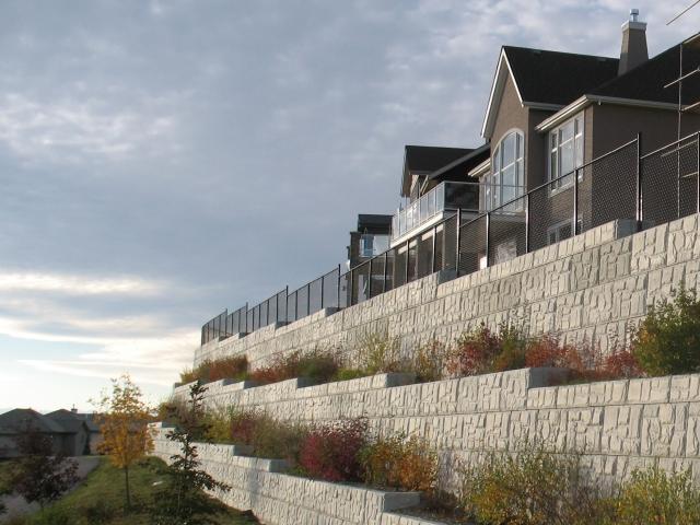 MagnumStone Eco-Friendly Planter Walls