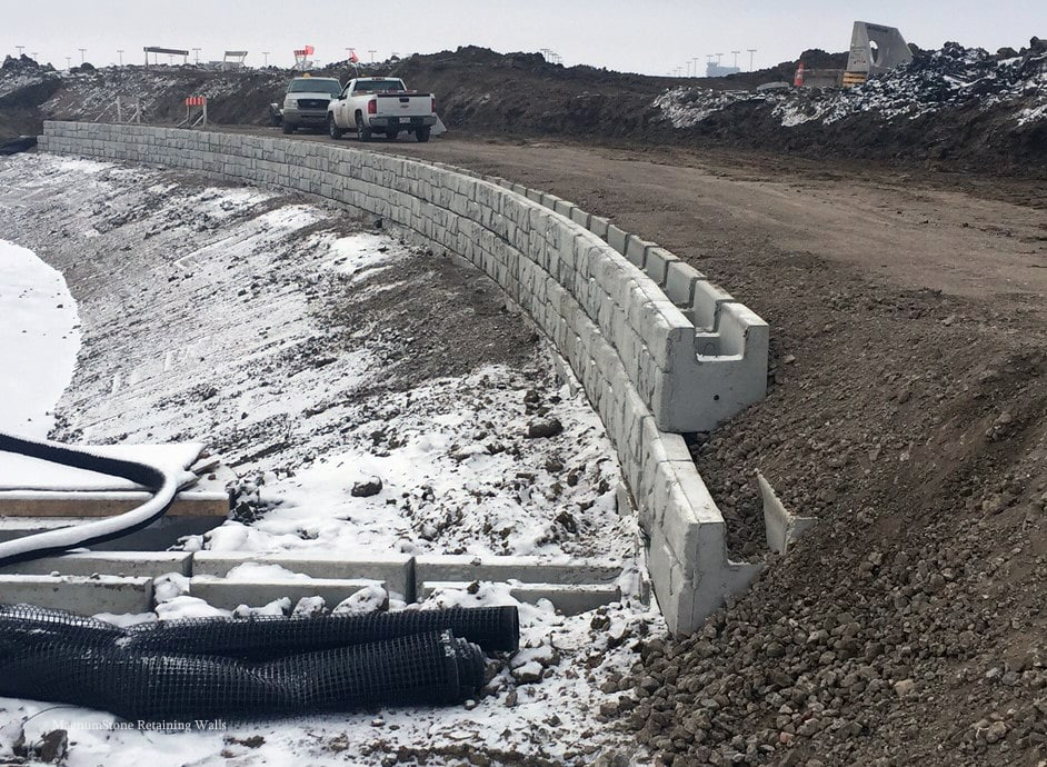 MagnumStone Retaining Wall Base Course