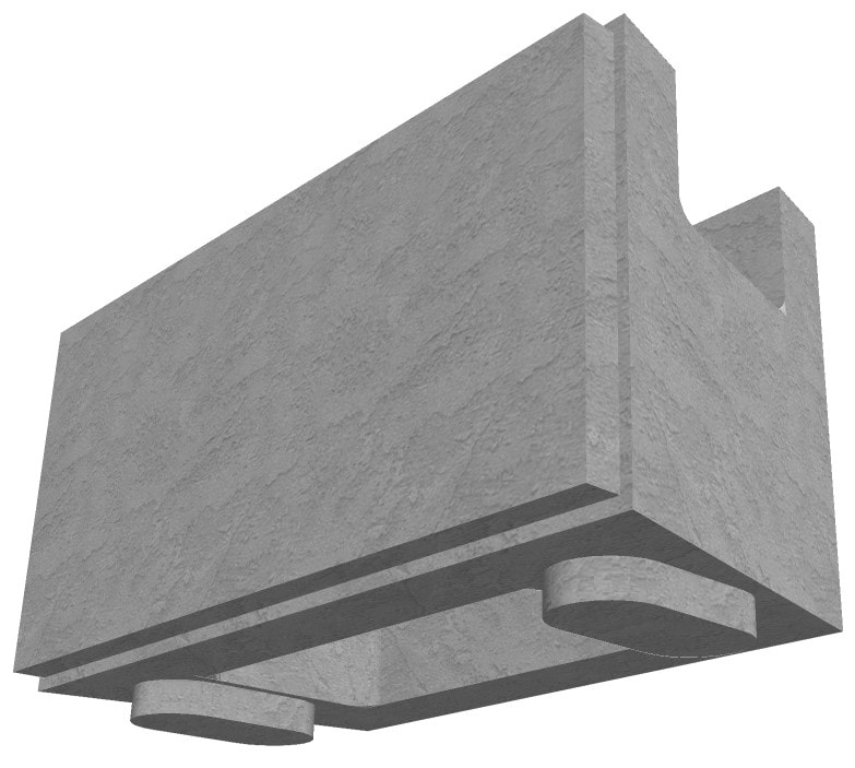 MagnumStone Standard Block