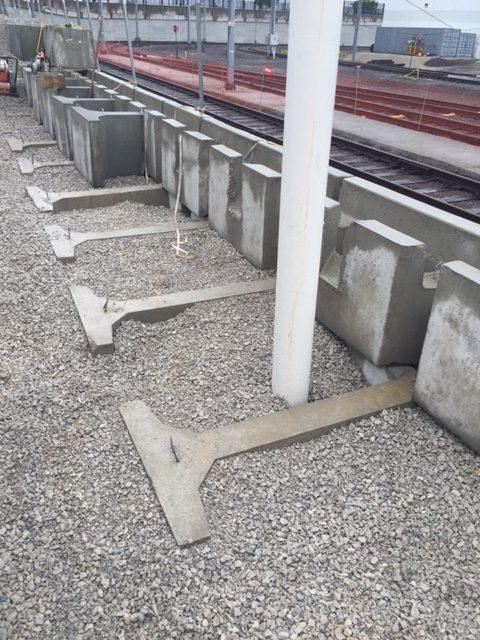 Magnumstone Retaining Wall St Louis Metro utilities