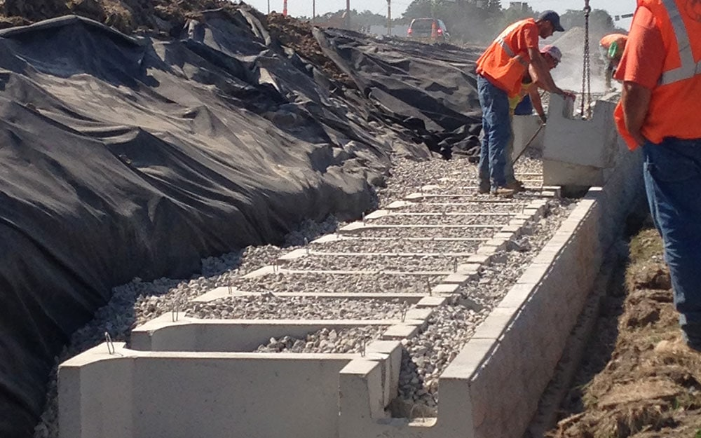MagnumStone get 40% more retaining wall