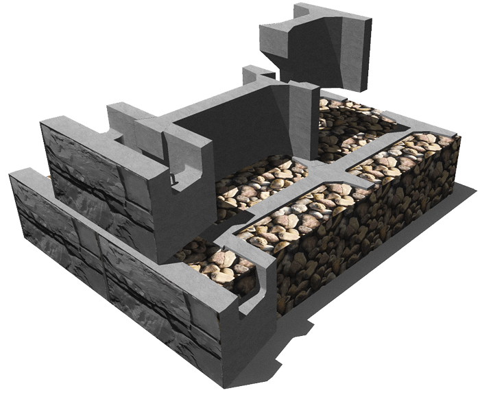 MagnumStone Gravity Extender System 3D Model