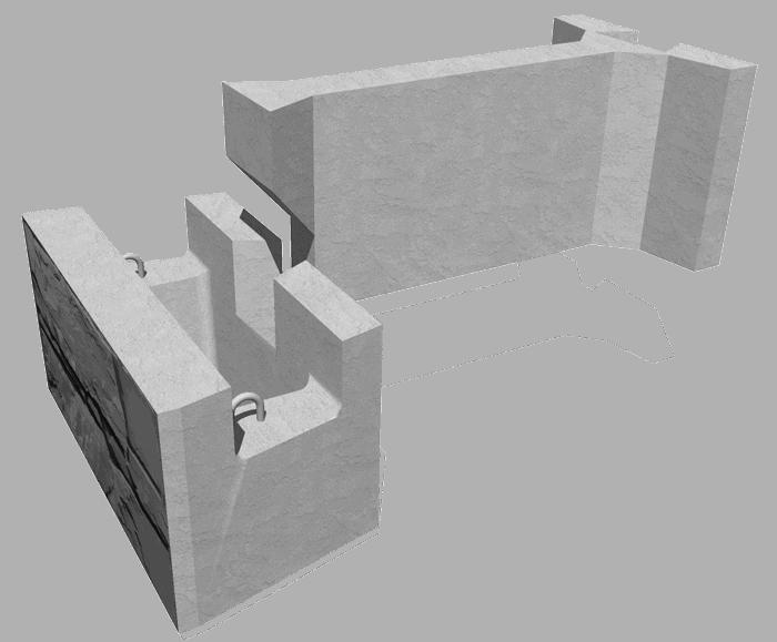 MagnumStone Gravity Extender 3D Model - Installing