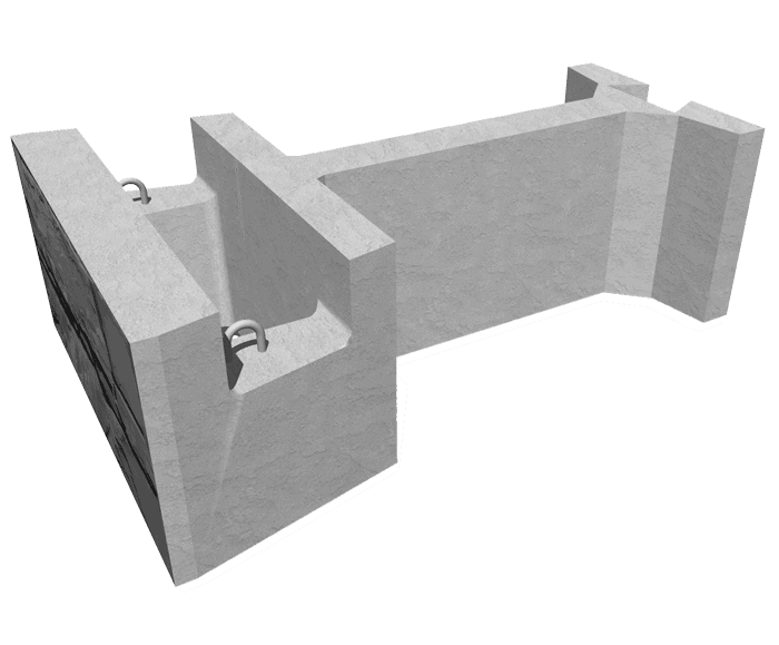 MagnumStone Gravity Extender 3D Model - Installed