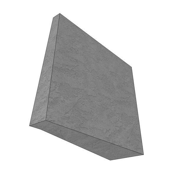MagnumStone Standard Corner End Unit