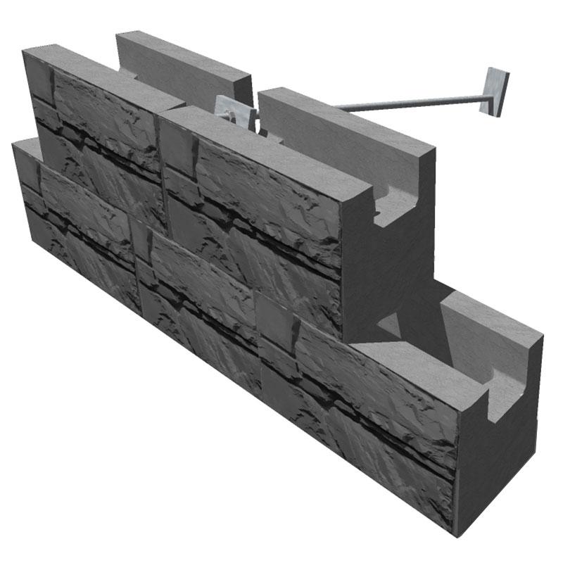 MagnumStone Soil Nailing Retaining Wall